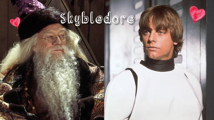 <i>Harry Potter</i>-<i>Force Awakens</i> Ships We're Pining For
