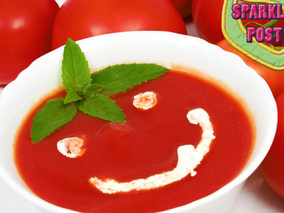 A Gazillion Reasons Why Tomato Soup Is Great
