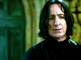 It's Official: Snape is the Most Popular Dude in the World
