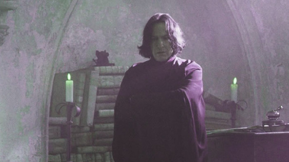 OPINION: Snape Is Actually the Worst