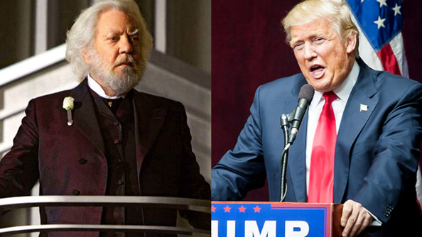 Who Said It: Donald Trump or President Snow?