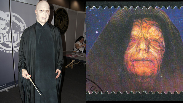 SciFight Club: Voldemort vs. Palpatine
