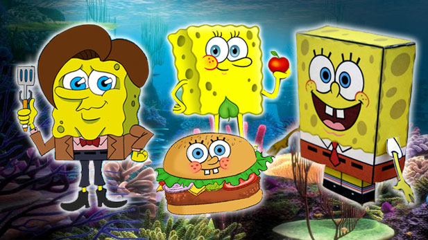 SpongeBob SquarePants Fan Art | The SparkNotes Blog