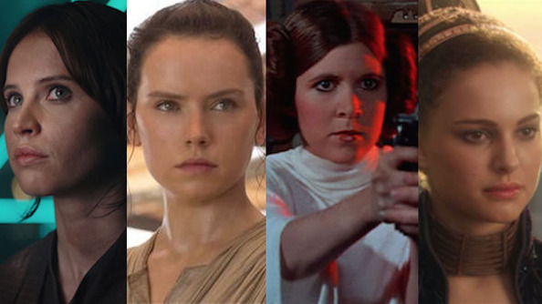 QUIZ: Which Star Wars Heroine Are You?