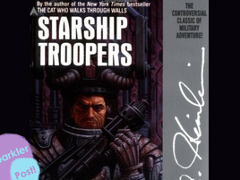 One Year, 100 Books: Starship Troopers