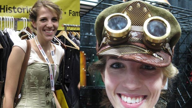 Steampunk Style With Jenny the Intern