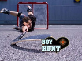 Boy Hunt: Hockey is Hot
