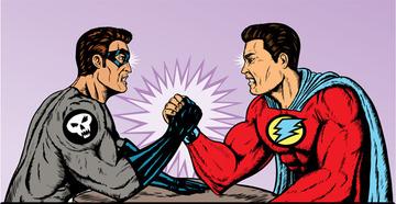 The Wisdom of Super Villains