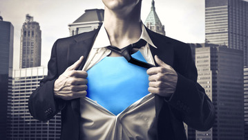 Let Me Give You Bad Advice: What's Your Superpower?
