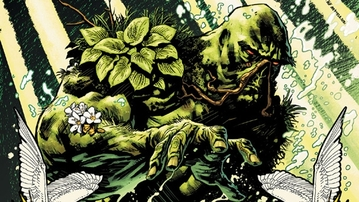 Swamp Thing Returns to DC Comics in Raise Them Bones