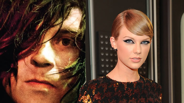 Ryan Adams Covered Taylor Swift's <i>1989</i> in its Entirety and We're Going Bonkers Bananas