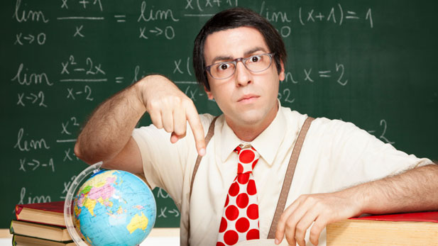 Is Your Teacher a Jerk? Take This Test to Find Out!