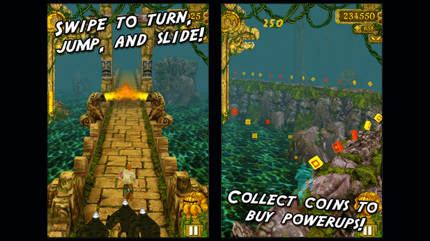 iPhone Game of the Week: Temple Run