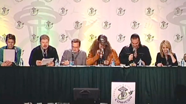 Watch the Futurama Cast (and Other Cartoons) Reading 'Star Wars' at Comicon