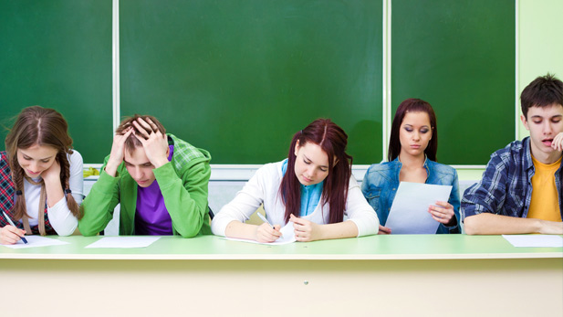 The 7 Different Kinds of Test-Takers