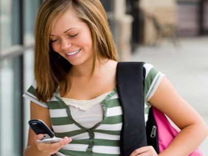 Teen Sends Text Message; World Ends