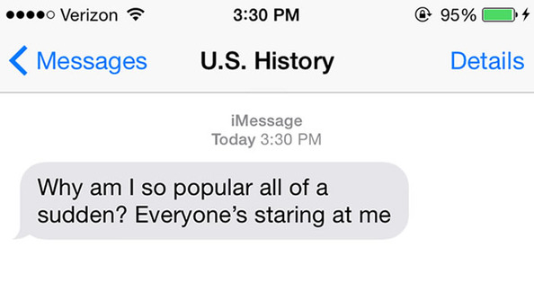 Texts From Your Textbooks