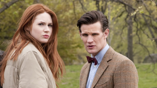 Doctor Who Season 6 Rewatch: The Curse of the Black Spot