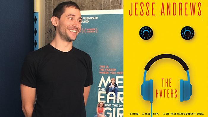 Jesse Andrews' Latest Novel, <i>The Haters</i>, Is Everything We Dreamed Of and MORE