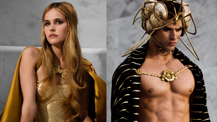 Which Greek God Should You Date?