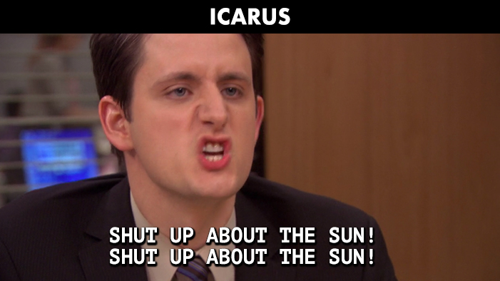 Literary Characters Summed Up in Quotes from <i>The Office</i>