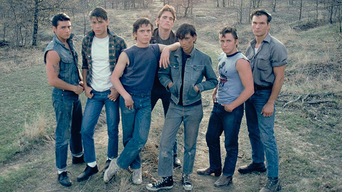 Free quizzes for the outsiders