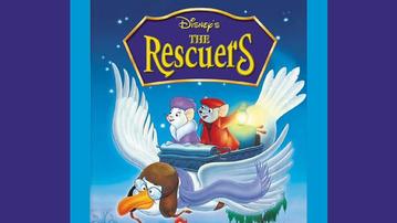 Blogging Disney: The Rescuers