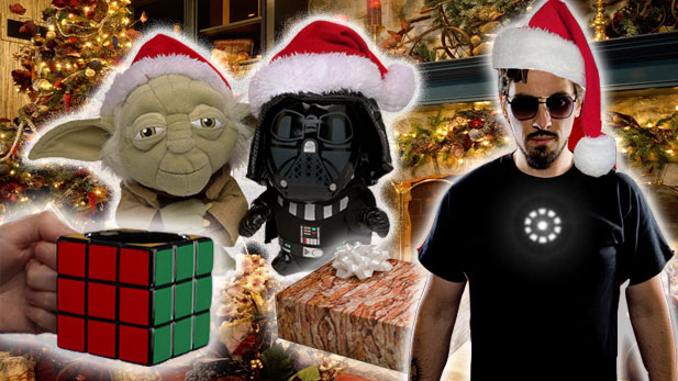 Get Your Geeky Gifts Online This Christmas!
