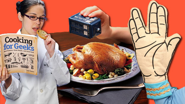 Geek-Up Your Thanksgiving with ThinkGeek!