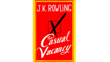 LOOK: This is The Cover of J.K. Rowling's Next Book