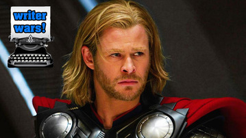 THOR IS MY ROOMIE (And Other Potentially True Tales of Awesomeness)