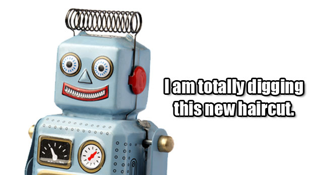 The Private Thoughts of Robots