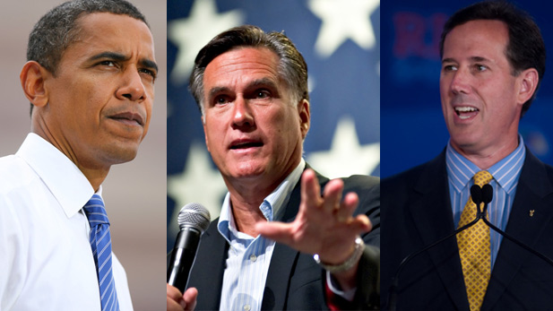 A Super Simplified Rundown of the Presidential Candidates
