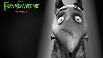 "VIDEO: Tim Burton's ""Frankenweenie,"" Behind the Scenes"