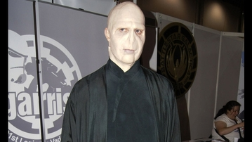 Geek Quiz: Bob Dylan... and Voldemort