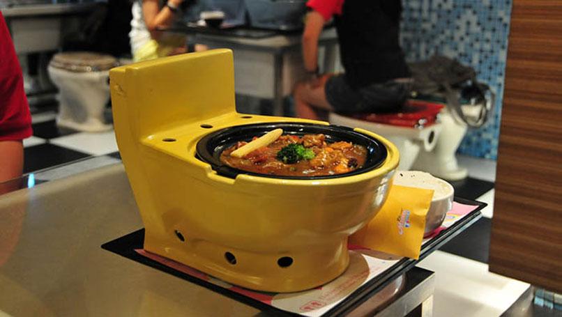 Three of the World's Grossest Restaurants