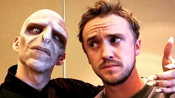 Fanboy/Heartthrob Extraordinaire Tom Felton is Making a Documentary About Fandom Culture!