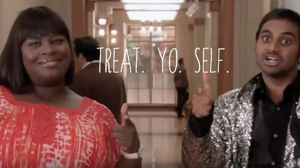 20 Ways to #TreatYoSelf, Every Day