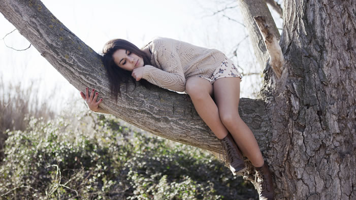 When You Sleep, Your Body Thinks It's in a Tree