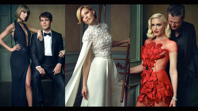 Go Behind the Scenes at the 2016 Oscars With These STUNNING <em>Vanity Fair</em> Portraits