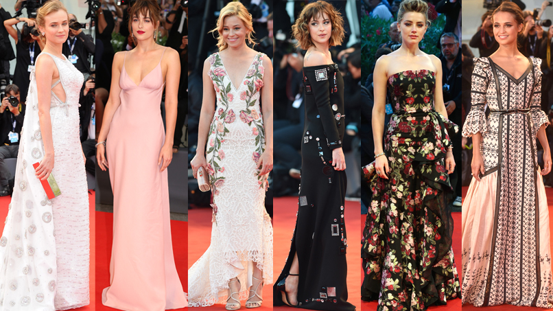 The Most Gorgeous (& Grimace-Worthy) Looks at the Venice Film Festival!