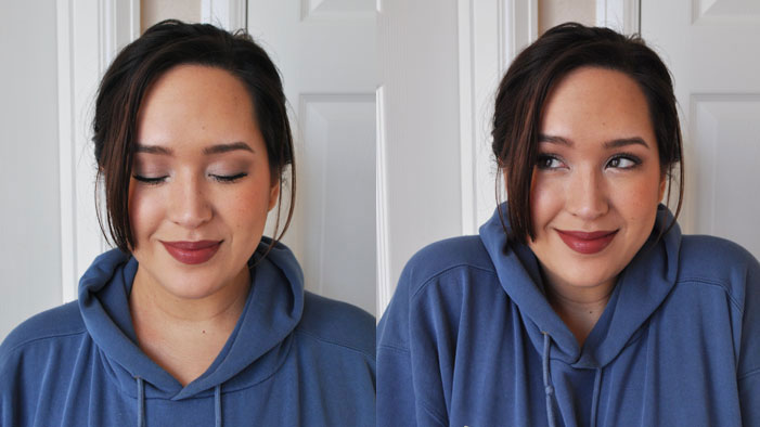 Simple Pick-Me-Up Makeup With the Urban Decay Vice3 Palette