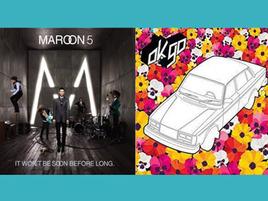 Video War Round 1: Ok GO Vs. Maroon 5