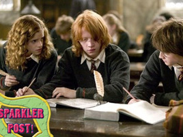 Vocabulary Time With Harry Potter