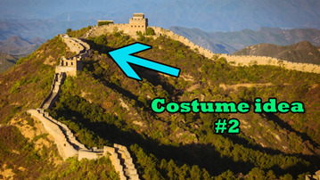 6 Costumes That'll Take Until 2013 to Make