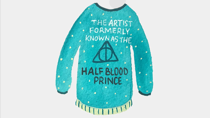 Molly Weasley's NEW AND IMPROVED Christmas Sweaters