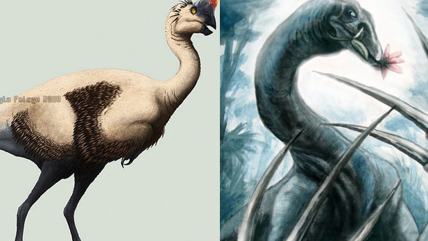 12 Weirdest Dinosaurs of All time