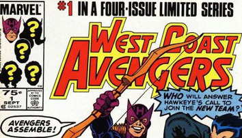 This Character Needs a Comic: The West Coast Avengers