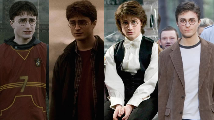 Which Harry Potter Are You?