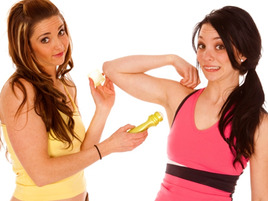 What Your Deodorant Says About You: A Study of Perspiration Prevention
